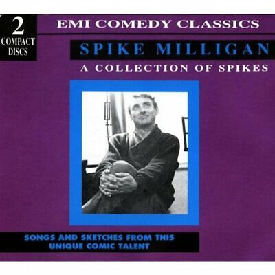 Spike Milligan - Collection Of Spikes - Spike Milligan CD BIVG The Cheap Fast • 3.49£