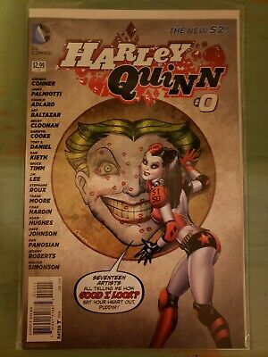 $ CDN12.10 • Buy DC Comics - Harley Quinn - #0 - The New 52 - Amanda Conner