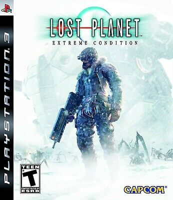 AU11.50 • Buy Lost Planet Extreme Condition - PS3 Game Playstation 3 Complete Great Condition