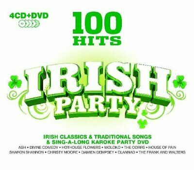 Various Artists - 100 Hits - Irish Party - Various Artists CD OAVG The Cheap The • 5.09£