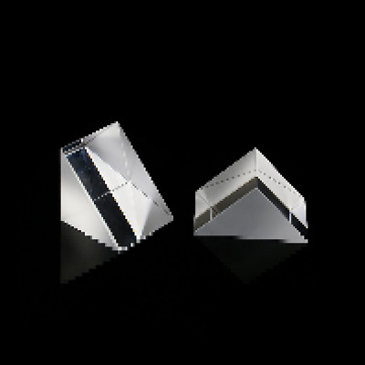 $26.60 • Buy 2pcs 40*40mm K9 Optical Glass Right Angle Mirror Reflecting Triangular Prism