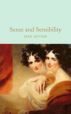 Sense And Sensibility (Macmillan Collector's Library) By Austen, Jane Book The • 7.99£