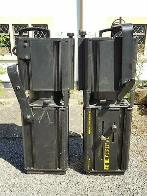 £250 • Buy 5 Rank Strand Cantata 18 32 Lens Tubes Theatre/Stage Lighting Pre-Owned