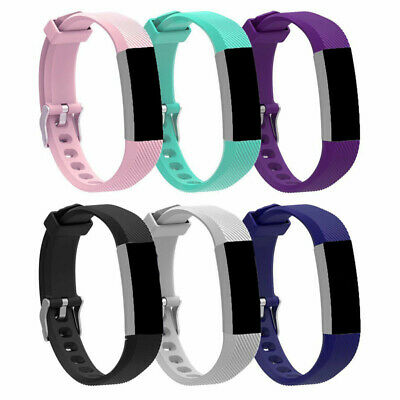 AU7.53 • Buy For Fitbit Alta/Alta HR Silicone Replacement Strap Wristband Bracelet Watch Band