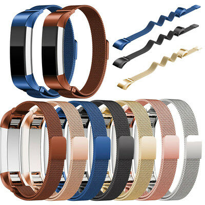 AU12.35 • Buy For Fitbit Alta/Alta HR / ACE Stainless Steel Replacement Spare Band Strap Belt