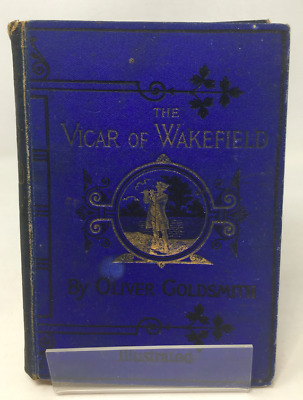 The Vicar Of Wakefield By Oliver Goldsmith Illustrated Publ Marcus Ward Undated • 8.99£