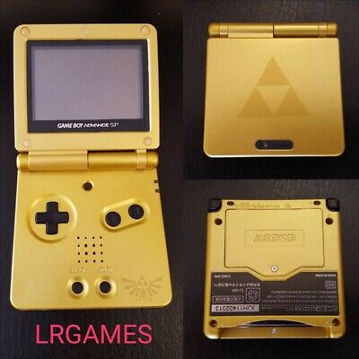 gameboy advance sp zelda