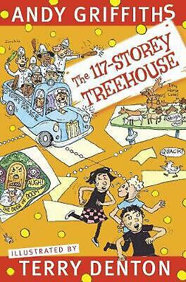 View Details The 117-Storey Treehouse By Andy Griffiths Paperback Book Free Shipping! • 8.00AU
