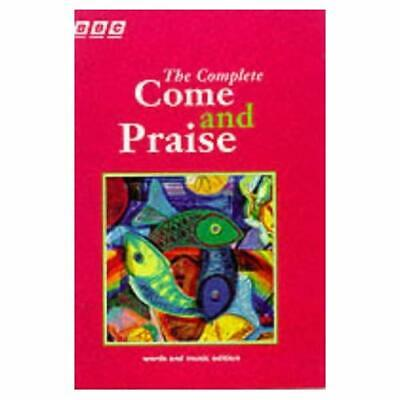 The Complete Come And Praise: Music And Words (Come & P - Spiral-bound NEW Evans • 21.50£