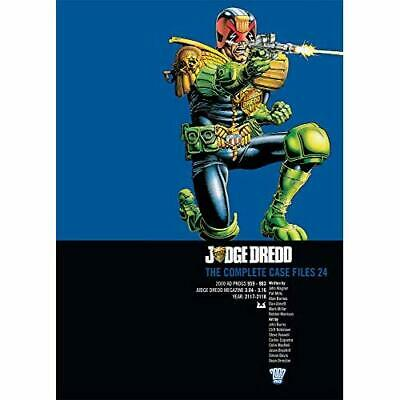 Judge Dredd: V. 23: The Complete Case Files - Paperback NEW Wagner, John 2014-08 • 17.79£