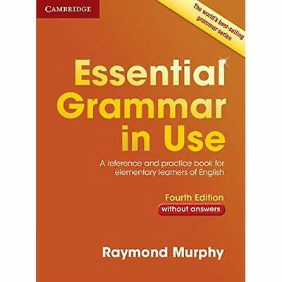 £28.89 • Buy Essential Grammar In Use Without Answers: A Reference A - Paperback NEW Raymond
