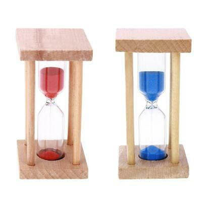 AU7.04 • Buy 5 Minutes Sand Timer Kids Toy Gifts Teeth Brush Hourglass Home Decor R1BO
