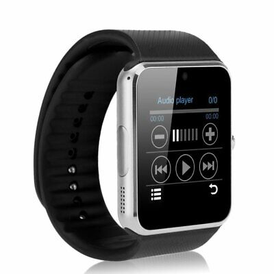 $ CDN18.73 • Buy New Smart Watch Phone Mate With Touch Screen Camera Call Text For Iphone Samsung
