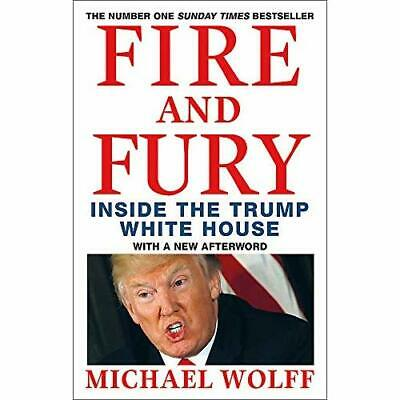 AU38.81 • Buy Fire And Fury - Paperback / Softback NEW Wolff, Michael 01/01/2019
