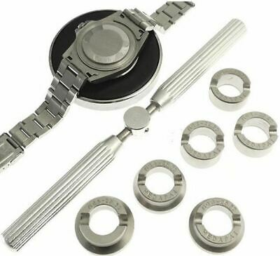 $ CDN30.12 • Buy NEW Pro Back Case Opener Cover Remover For Rolex & Tudor Watch Repair Tool Kit A