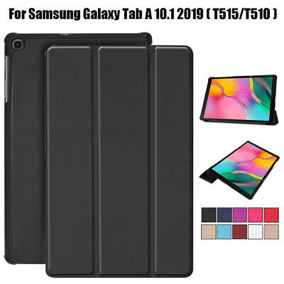 AU23.99 • Buy Case For Samsung Galaxy Tab A 10.1  T510/T515 2019 Tablet Slim Smart Cover T510