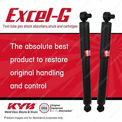 AU262.15 • Buy 2 X Rear KYB Excel-G Shock Absorbers For Ford Transit VM 2.2 FWD Van