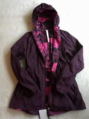 $ CDN289.99 • Buy Lululemon Rain For Daze Jacket Bordeaux Drama Pigment Berry Rumble 6