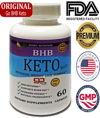 $11.99 • Buy Keto Diet Pills Shark Tank BHB Advanced Weight Loss Supplement Fat Burner & Carb
