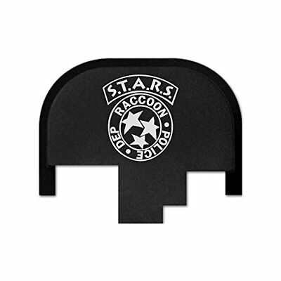 $15.94 • Buy Rear Slide Back Butt Plate For Smith Wesson M&P 9/.40 Full Size - Stars Raccoon