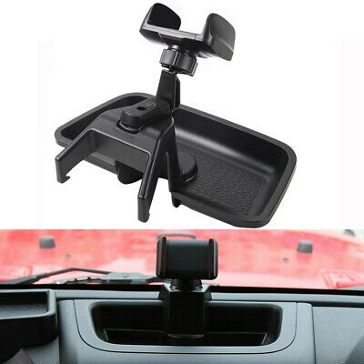 AU37.25 • Buy Car Cell Phone Holder Mount Rotatable Mount For 2012-2017 Jeep Wrangler JK JKU