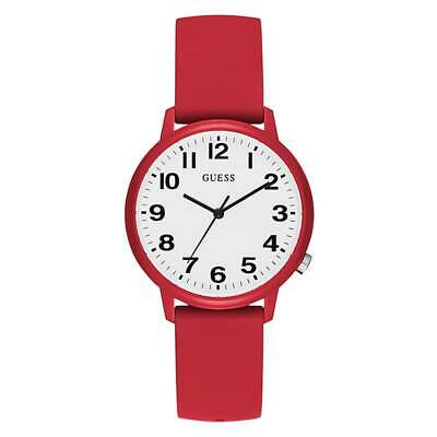 $ CDN63.42 • Buy BRAND NEW WOMEN'S WATCH GUESS Originals Red Silicone