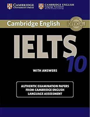 £27.54 • Buy IELTS Practice Tests. Cambridge IELTS 10 Student's Book With Answers: Authentic