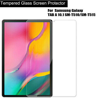 Tempered Glass Screen Protector For Samsung Galaxy Tab A 10.1   T515/T510 2019 • 3.79£
