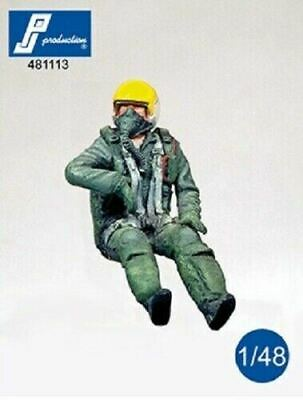 £7.75 • Buy PJ Production 481113 1/48 F-104 Pilot Seated In Aircraft Resin Figure