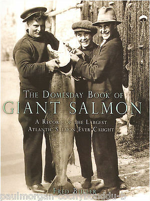 £67.50 • Buy BULLER FRED FLY FISHING BOOK DOMESDAY BOOK OF GIANT SALMON Volume I HARDBACK New