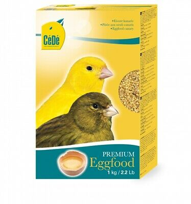 £12 • Buy Cede Canary Bird Egg Food 1kg And 5kg Available