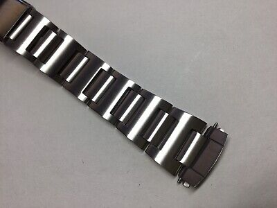 $ CDN49.48 • Buy 19mm 316l Stainless Steel Band Bracelet For Seiko Pepsi Pogue 6139 6000 6002