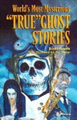 World's Most Mysterious True Ghost Stories Paperback Book The Cheap Fast Free • 7.49£