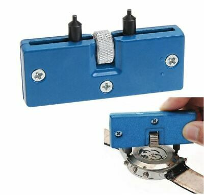 $ CDN6.63 • Buy Adjustable Rectangle Watch Back Case Cover Opener Remover Wrench Repair Kit Tool