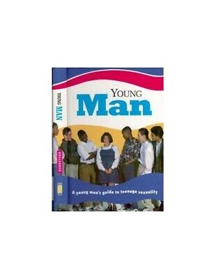 Young Man: Christian Boy's Guide To Teenage Sexu... By Gallagher, Ana Board Book • 9.99£