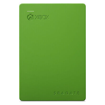 AU128 • Buy Seagate 2TB Game Drive External Hard Drive HDD For Xbox