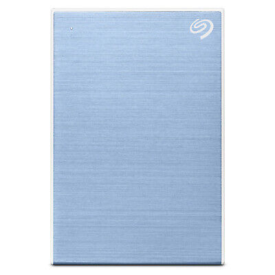 AU89 • Buy Seagate 2TB Backup Plus External 2.5  SlimPortable Hard Drive-Blue