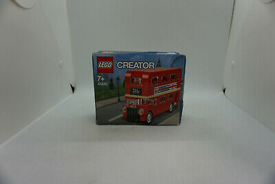 $ CDN40.19 • Buy LEGO Creator Double Decker London Bus 40220
