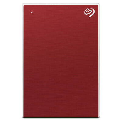 AU99 • Buy Seagate 2TB Backup External Plus 2.5  Portable Hard Drive HDD - Red