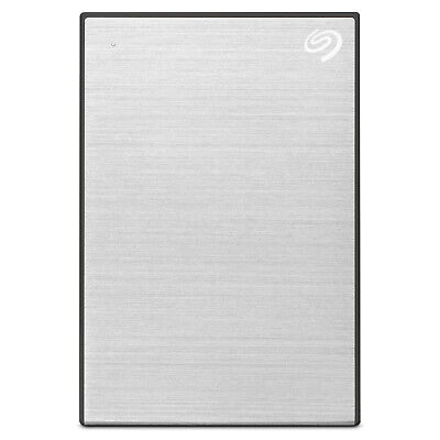 AU219 • Buy Seagate 5TB Backup External Plus 2.5  Portable Hard Drive HDD - Silver