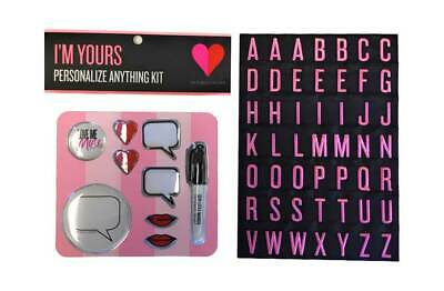 $6.49 • Buy Victoria's Secret Valentines Day I'm Yours Personalize Anything 10 Piece Kit