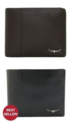 AU109.99 • Buy RM Williams Wallet With Coin Pocket - RRP 144.99 - FREE EXPRESS POSTAGE - SALE S