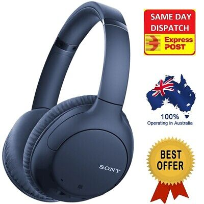 AU205 • Buy Sony WH-CH710N Wireless Noise Cancelling Headphones 35 Hour Battery Alexa Voice