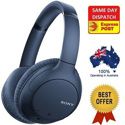 AU185 • Buy Sony WH-CH710N Wireless Noise Cancelling Headphones 35 Hour Battery Alexa Voice