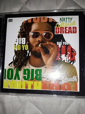 Big Youth - Natty Cultural Dread • 30.16£