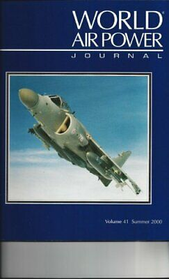£5.99 • Buy World Air Power Journal, Vol. 41, Summer 2000 Paperback Book The Cheap Fast Free