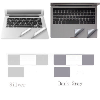 $8.70 • Buy Palm Rest Cover Trackpad Skin For MacBook Pro 13inch Touch Bar A1706 A1989 2018