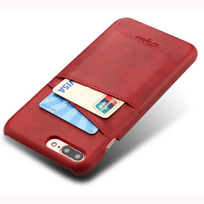 AU14.50 • Buy For IPhone 11 7 8 XR XS X Leather Wallet Phone Stand Case Cover With Card Holder