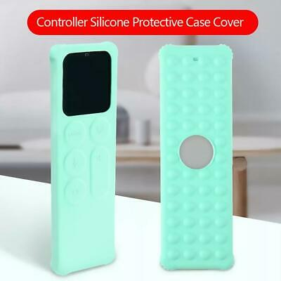 AU9.15 • Buy Controller Silicone Protective Case Cover For Apple TV 4 Remote Controller