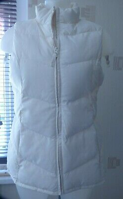 Peter Storm - Cream Thick Padded Gilet - Body Warmer , Size 12 - Fab Condition • 17£